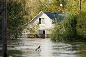 selling a house after a flood